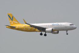 kuro2059さんが、香港国際空港で撮影したバニラエア A320-214の航空フォト(写真)