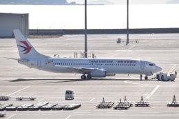 T.Kaitoさんが、中部国際空港で撮影した中国東方航空 737-89Pの航空フォト(飛行機 写真・画像)