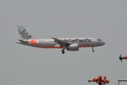 kuro2059さんが、香港国際空港で撮影したジェットスター・パシフィック A320-233の航空フォト(写真)