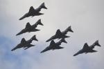 ヨッちゃんさんが、茨城空港で撮影した航空自衛隊 RF-4EJ Phantom IIの航空フォト(飛行機 写真・画像)