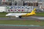 tombowさんが、福岡空港で撮影したバニラエア A320-214の航空フォト(写真)