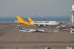 RAOUさんが、中部国際空港で撮影したカリッタ エア 747-4H6M(BCF)の航空フォト(写真)