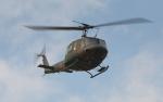asuto_fさんが、十文字原演習場で撮影した陸上自衛隊 UH-1Jの航空フォト(写真)