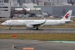 kan787allさんが、福岡空港で撮影した中国東方航空 A321-231の航空フォト(写真)