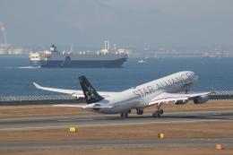 RAOUさんが、中部国際空港で撮影したルフトハンザドイツ航空 A340-313Xの航空フォト(写真)