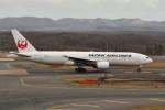 k-spotterさんが、新千歳空港で撮影した日本航空 777-246の航空フォト(飛行機 写真・画像)