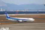 meijeanさんが、中部国際空港で撮影した全日空 767-381/ERの航空フォト(写真)