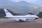 Jyunpei Ohyamaさんが、広島空港で撮影したオマーン・ロイヤル・フライト 747SP-27の航空フォト(写真)