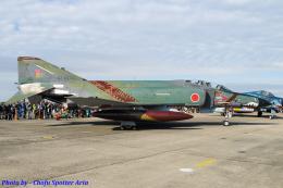 Chofu Spotter Ariaさんが、茨城空港で撮影した航空自衛隊 RF-4EJ Phantom IIの航空フォト(飛行機 写真・画像)