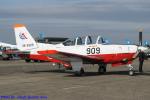 Chofu Spotter Ariaさんが、茨城空港で撮影した航空自衛隊 T-7の航空フォト(飛行機 写真・画像)
