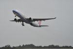 bestguyさんが、静岡空港で撮影したチャイナエアライン A330-302の航空フォト(飛行機 写真・画像)