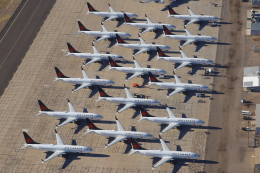 ピナル空港 - Pinal Airpark [MZJ/KMZJ]で撮影されたエア・カナダ - Air Canada [AC/ACA]の航空機写真