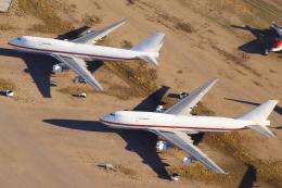 masa707さんが、ピナル空港で撮影したCSDSエアクラフト・セールス・アンド・リーシング 747-47Cの航空フォト(飛行機 写真・画像)