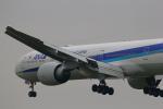 VFRさんが、成田国際空港で撮影した全日空 777-381/ERの航空フォト(写真)