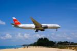 delawakaさんが、プーケット国際空港で撮影したノードウィンド航空 777-2Q8/ERの航空フォト(写真)