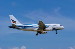 delawakaさんが、プーケット国際空港で撮影したバンコクエアウェイズ A319-132の航空フォト(写真)