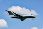 delawakaさんが、プーケット国際空港で撮影した不明 CL-600-2B16 Challenger 604の航空フォト(飛行機 写真・画像)