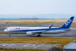 Astechnoさんが、関西国際空港で撮影した全日空 767-381/ERの航空フォト(写真)