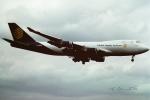 tassさんが、成田国際空港で撮影したグローバル・サプライ・システムズ 747-47UF/SCDの航空フォト(飛行機 写真・画像)