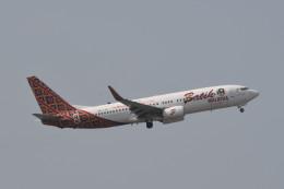 kuro2059さんが、香港国際空港で撮影したマリンド・エア 737-8GPの航空フォト(写真)
