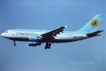 tassさんが、成田国際空港で撮影したウズベキスタン航空 A310-324の航空フォト(飛行機 写真・画像)