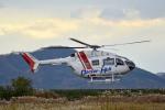 Gambardierさんが、岡南飛行場で撮影したセントラルヘリコプターサービス BK117C-2の航空フォト(飛行機 写真・画像)