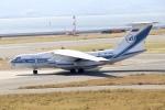 水月さんが、関西国際空港で撮影したヴォルガ・ドニエプル航空 Il-76TDの航空フォト(写真)