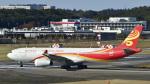 パンダさんが、成田国際空港で撮影した香港航空 A330-343Xの航空フォト(飛行機 写真・画像)