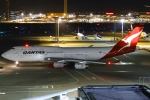 とらとらさんが、羽田空港で撮影したカンタス航空 747-438の航空フォト(飛行機 写真・画像)