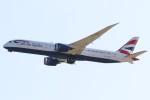 青春の1ページさんが、関西国際空港で撮影したブリティッシュ・エアウェイズ 787-9の航空フォト(写真)