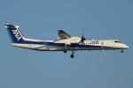 FY1030さんが、新千歳空港で撮影したANAウイングス DHC-8-402Q Dash 8の航空フォト(写真)