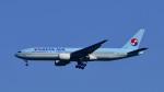 パンダさんが、成田国際空港で撮影した大韓航空 777-2B5/ERの航空フォト(飛行機 写真・画像)