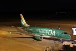 だいまる。さんが、岡山空港で撮影したフジドリームエアラインズ ERJ-170-200 (ERJ-175STD)の航空フォト(飛行機 写真・画像)