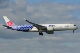 きんめいさんが、関西国際空港で撮影したチャイナエアライン A350-941の航空フォト(飛行機 写真・画像)