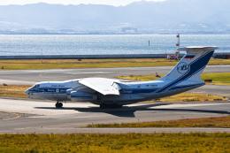 we love kixさんが、関西国際空港で撮影したヴォルガ・ドニエプル航空 Il-76TDの航空フォト(飛行機 写真・画像)