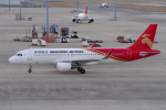 yabyanさんが、中部国際空港で撮影した深圳航空 A320-214の航空フォト(飛行機 写真・画像)