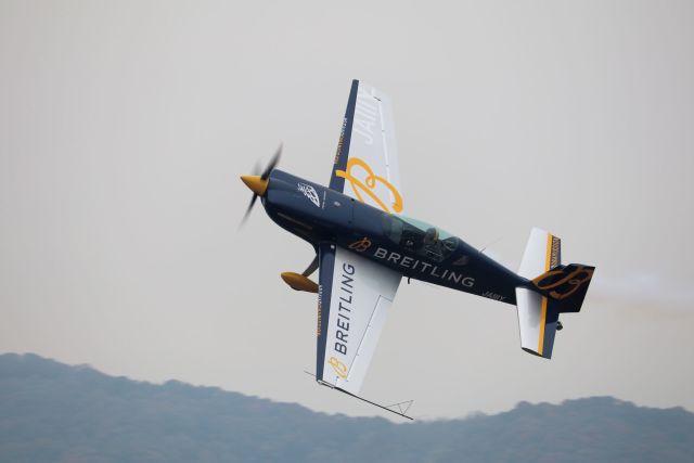 EXTRINAさんが、笠岡ふれあい空港で撮影したパスファインダー EA-300LCの航空フォト(飛行機 写真・画像)