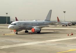 planetさんが、金浦国際空港で撮影したノマド・アヴィエーション A319-133X CJの航空フォト(飛行機 写真・画像)