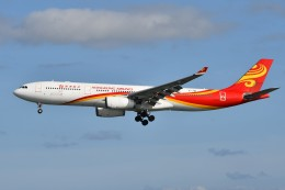 k-spotterさんが、那覇空港で撮影した香港航空 A330-343Xの航空フォト(飛行機 写真・画像)