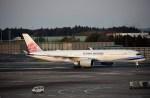 よんすけさんが、成田国際空港で撮影したチャイナエアライン A350-941XWBの航空フォト(写真)