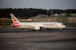 よんすけさんが、成田国際空港で撮影したアメリカン航空 787-9の航空フォト(写真)