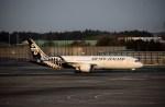 よんすけさんが、成田国際空港で撮影したニュージーランド航空 787-9の航空フォト(写真)