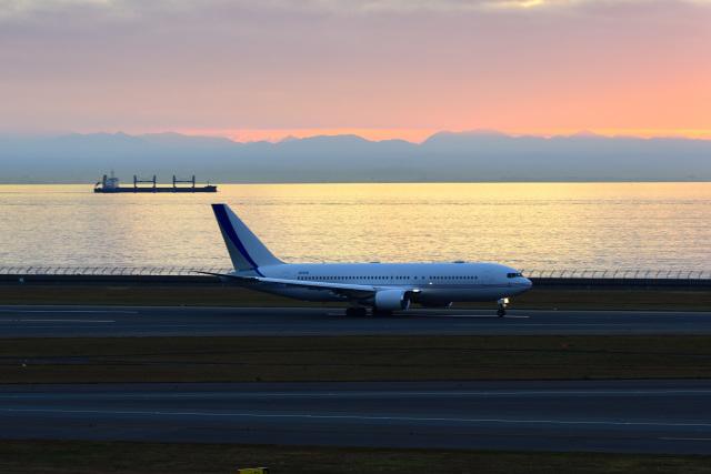 Dream2016さんが、中部国際空港で撮影したサウジアラムコ 767-2AX/ERの航空フォト(飛行機 写真・画像)