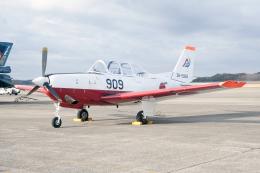 eagletさんが、茨城空港で撮影した航空自衛隊 T-7の航空フォト(飛行機 写真・画像)
