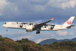 虎太郎19さんが、福岡空港で撮影した日本航空 A350-941XWBの航空フォト(写真)