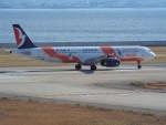 PW4090さんが、関西国際空港で撮影したマカオ航空 A321-231の航空フォト(写真)