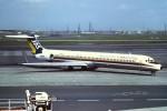 tassさんが、羽田空港で撮影した日本エアシステム MD-81 (DC-9-81)の航空フォト(飛行機 写真・画像)