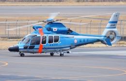 ブルーさんさんが、松本空港で撮影した警視庁 EC155B1の航空フォト(飛行機 写真・画像)