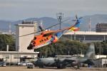 MSN/PFさんが、名古屋飛行場で撮影した新日本ヘリコプター AS332L1 Super Pumaの航空フォト(飛行機 写真・画像)