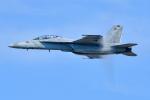 czuleさんが、岩国空港で撮影したアメリカ海軍 F/A-18F Super Hornetの航空フォト(飛行機 写真・画像)